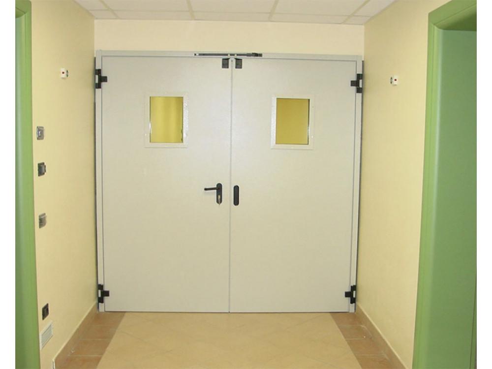 Porte REI 30-60-120 ad anta singola e doppia con e senza oblò