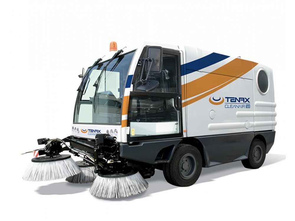 Spazzatrice stradale Tenax Cleanair 5.0