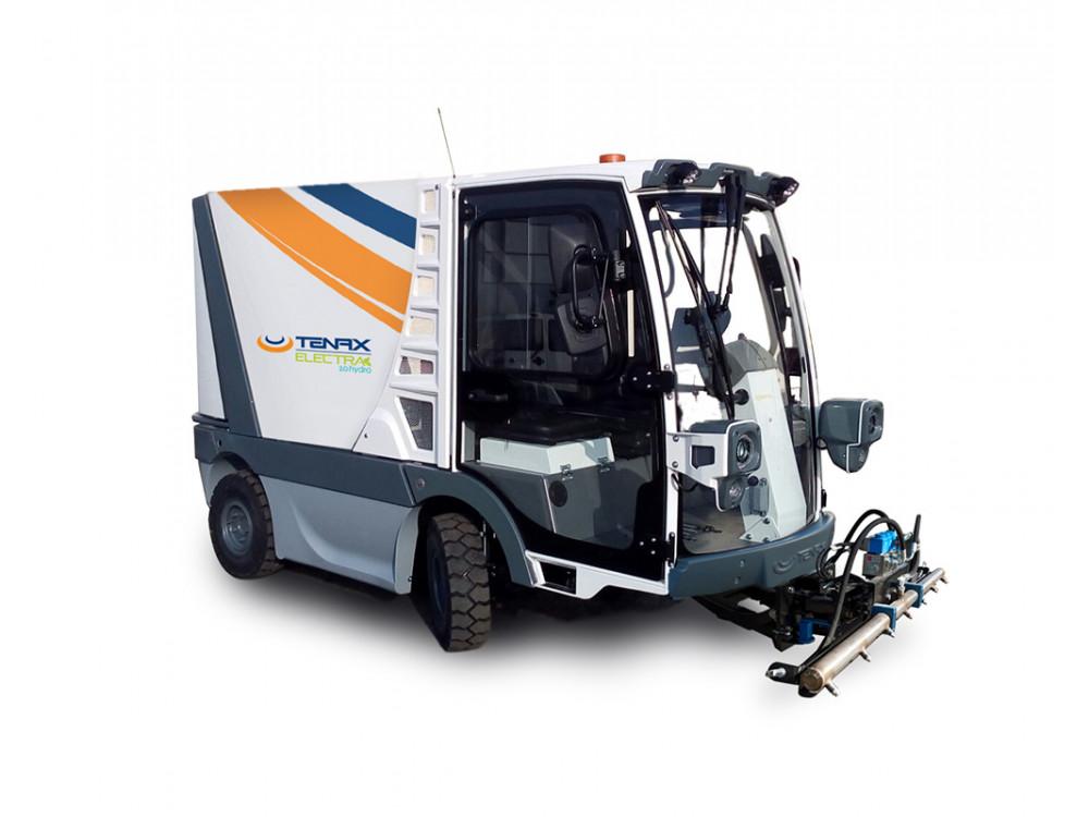 Lavastrade 100% elettrica Tenax Electra 2.0 hydro