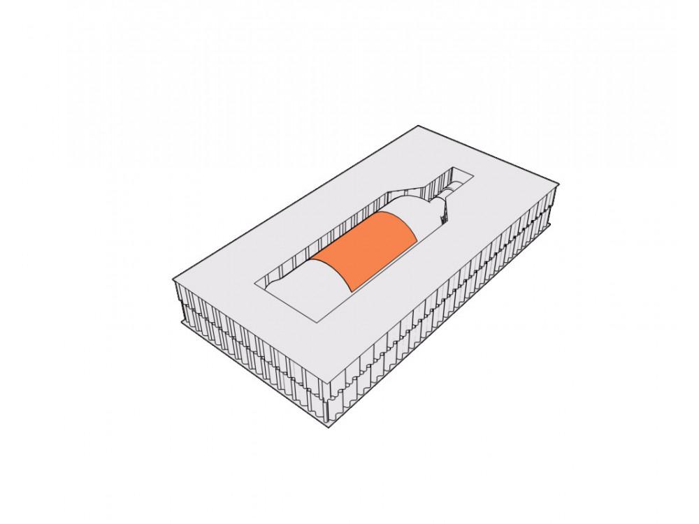 Imballi protettivi antiurto in cartone
