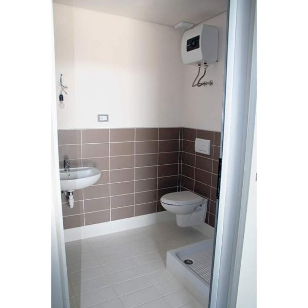 Box bagno prefabbricato modulare - CEIT – BYBOX