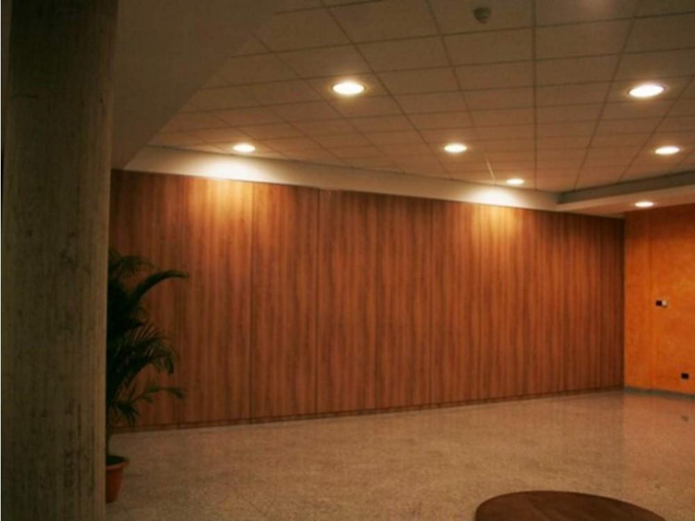 Pareti mobili in area reception