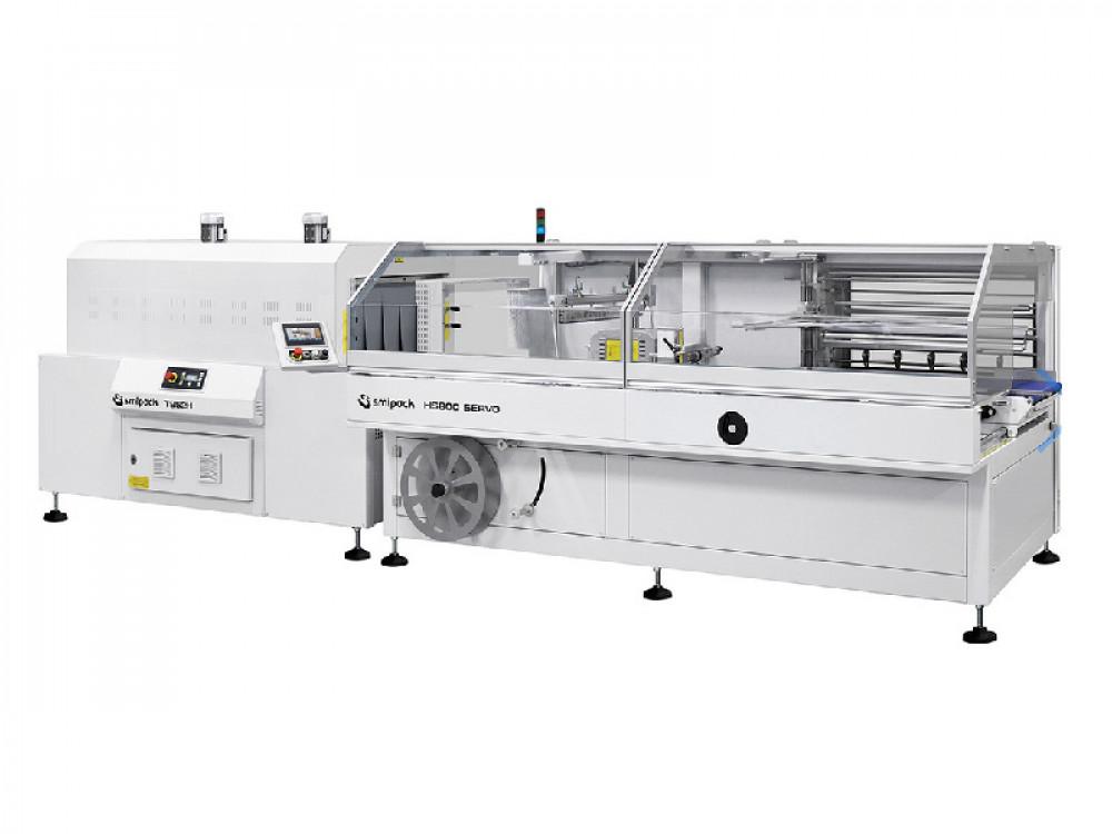 Confezionatrici automatiche in continuo HS500 - HS800 Servo