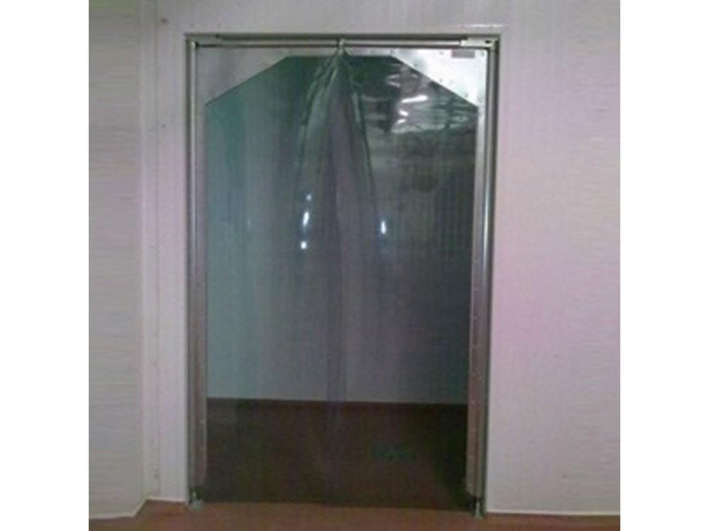 Doppia porta flessibile