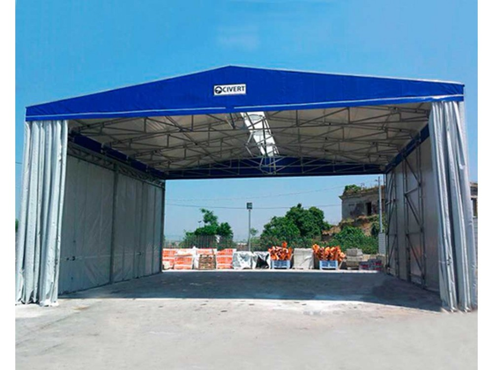 Tunnel indipendenti in PVC