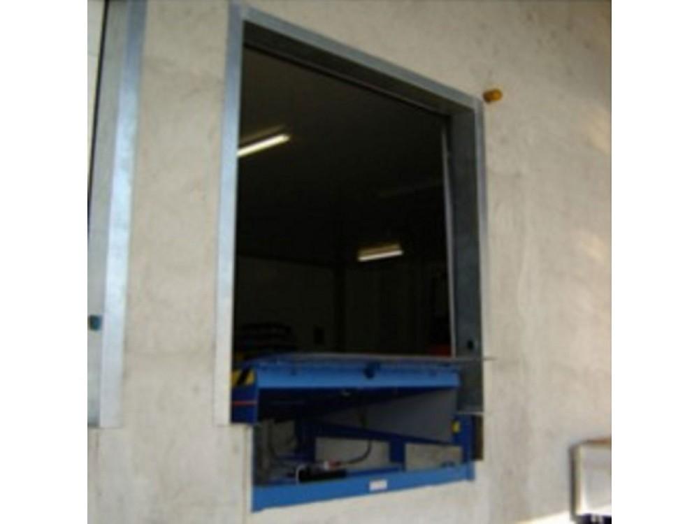 Pedane e rampe di carico elettroidrauliche