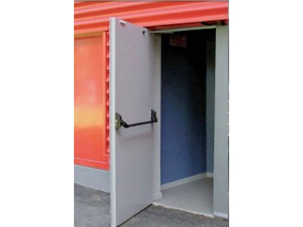 Porte di sicurezza con maniglione antipanico