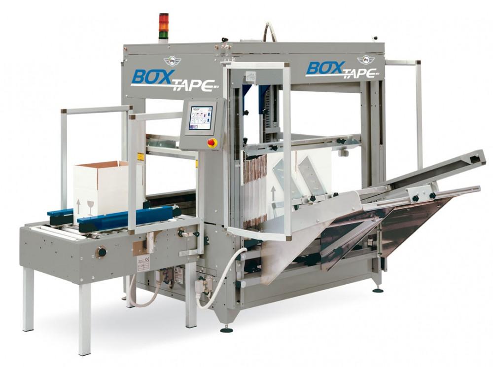 Formatore automatico di scatole Box Tape
