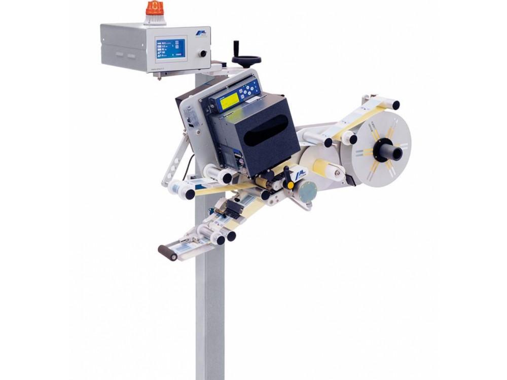 Etichettatrice stampa-applica in differita ad alta velocità ALritma T
