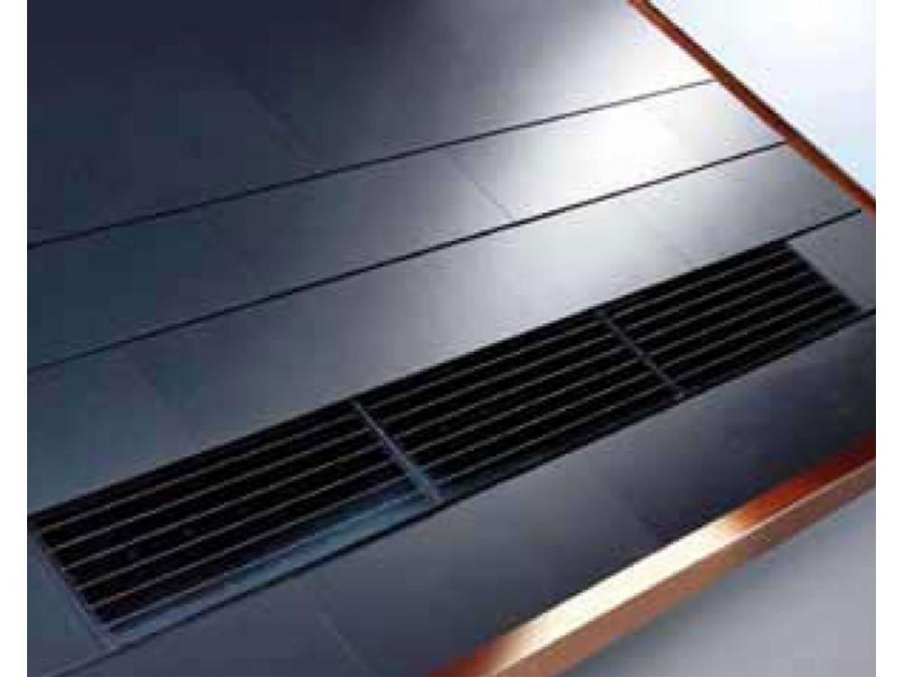 Tetto fotovoltaico con tegola ceramica System Photonics