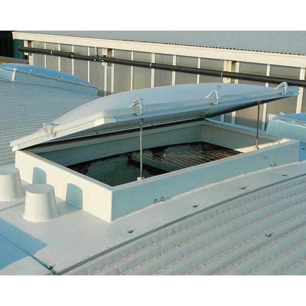 Sistemi di illuminazione zenitale overlit e overlux for Sistemi di illuminazione