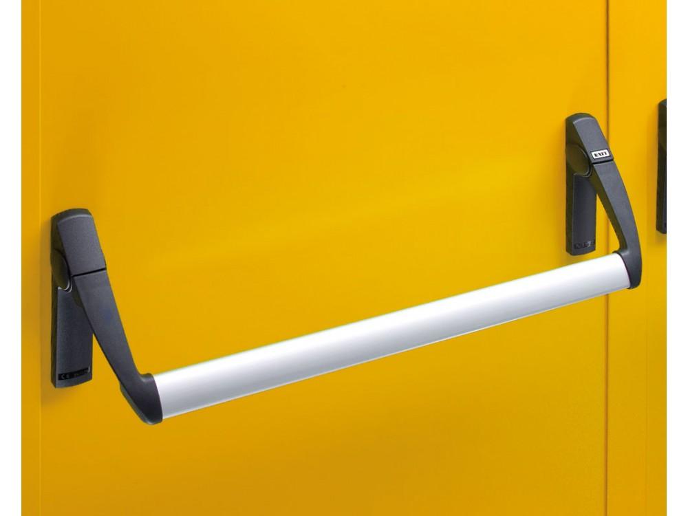 Maniglioni antipanico e accessori per porte tagliafuoco