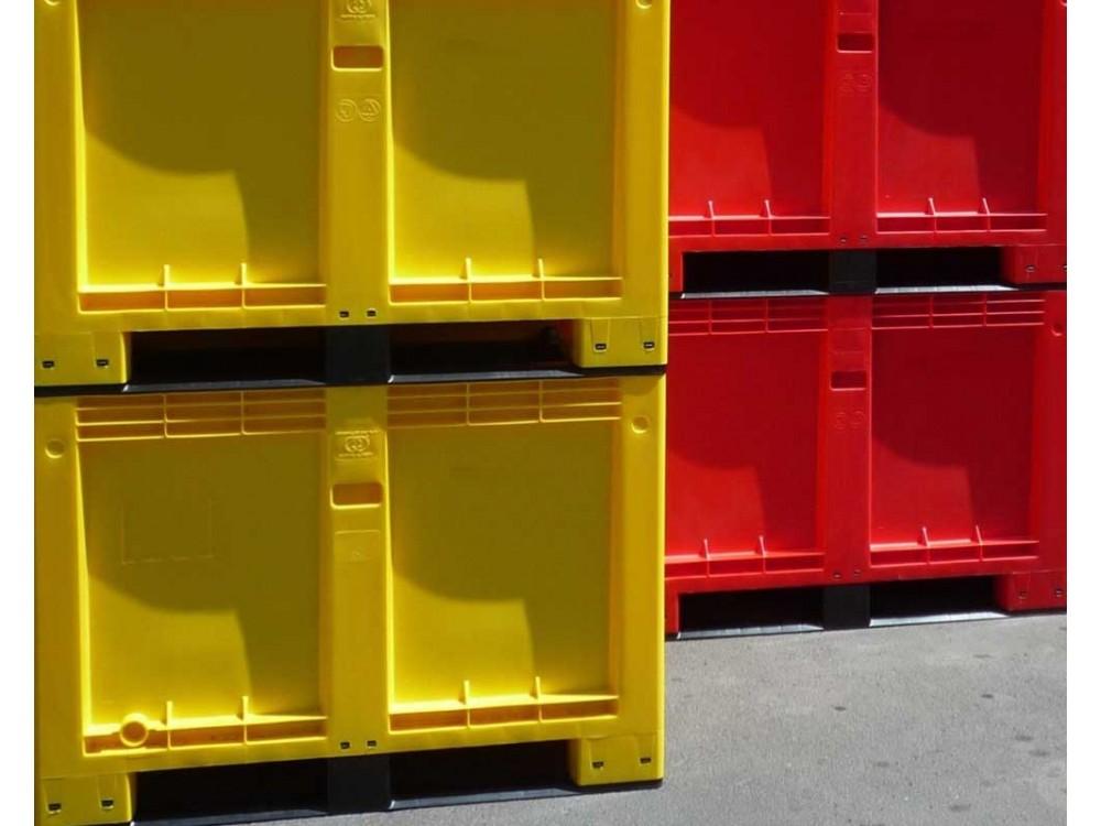 Casse industriali in plastica Cargopallet