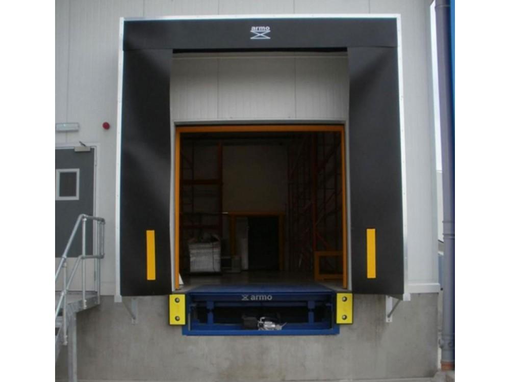 Sigillanti e cuscini tampone per punti di carico Dock Shelter