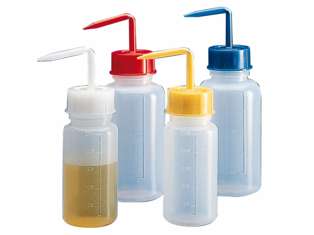 Bottiglie a spruzzetta standard e speciali