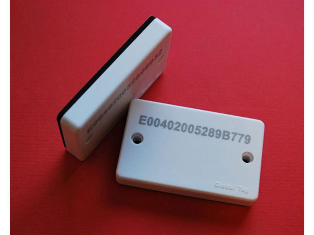 Tag di identificazione rfid per metallo T-rexy