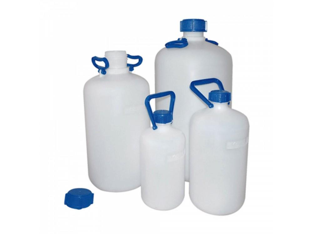 Bottiglioni collo stretto in HDPE