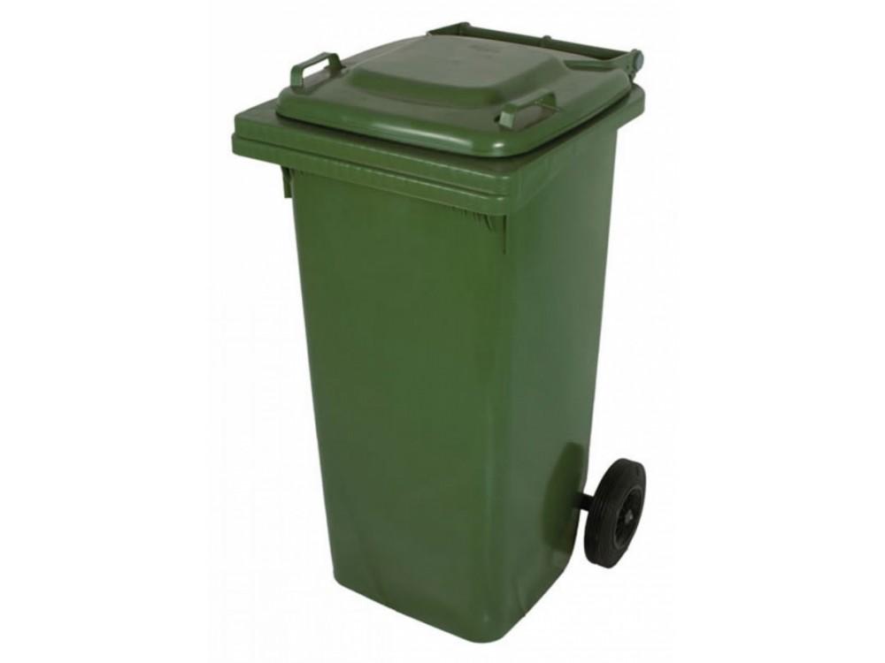 Bidone in plastica per raccolta rifiuti