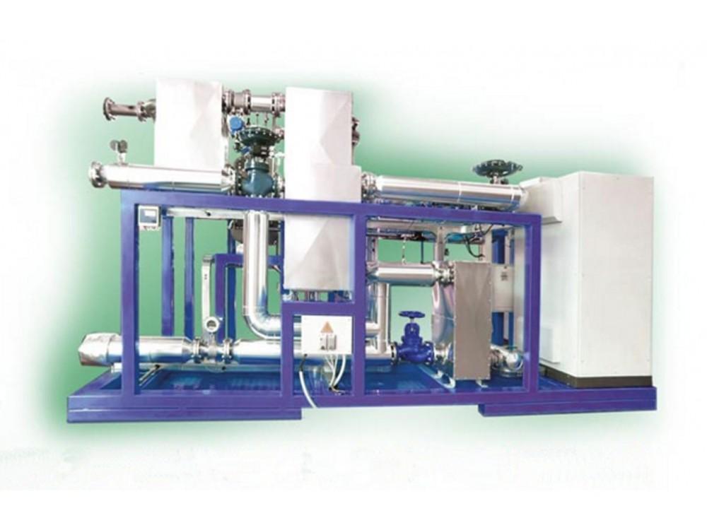 Moduli di cogenerazione calore+energia a ciclo Rankine organico