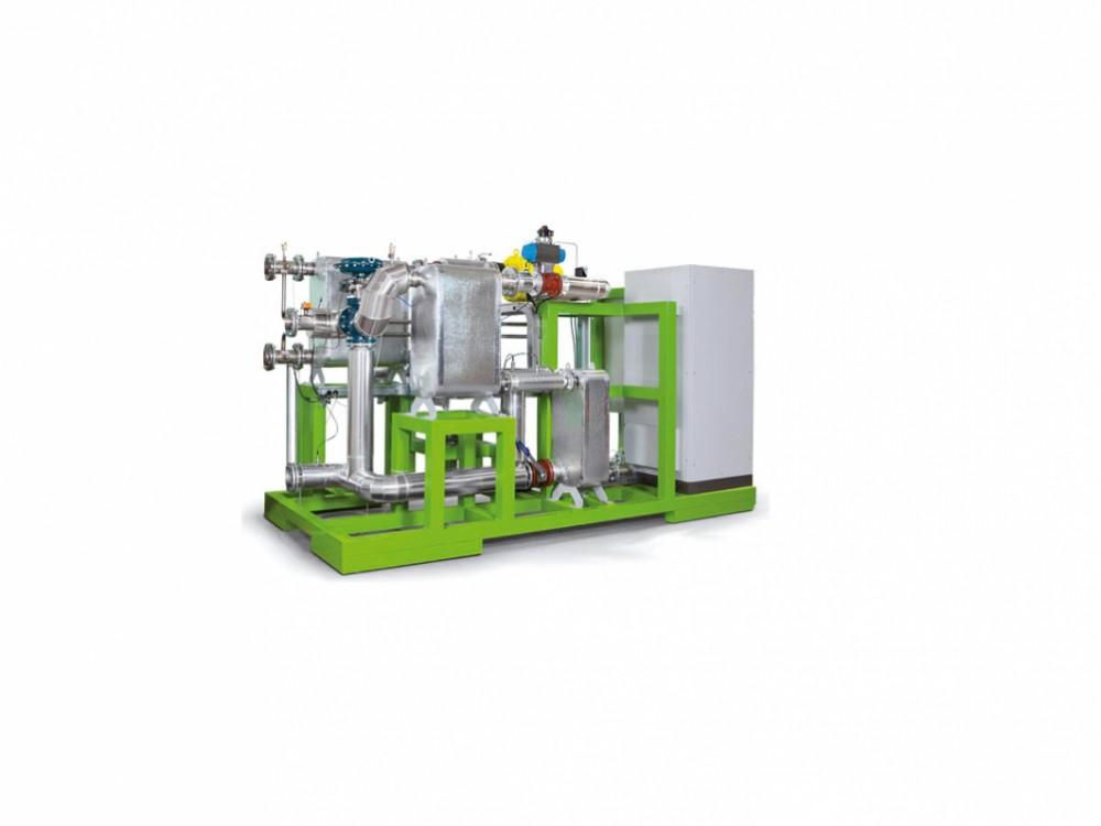 Impianti termici di processo a ciclo Rankine organico