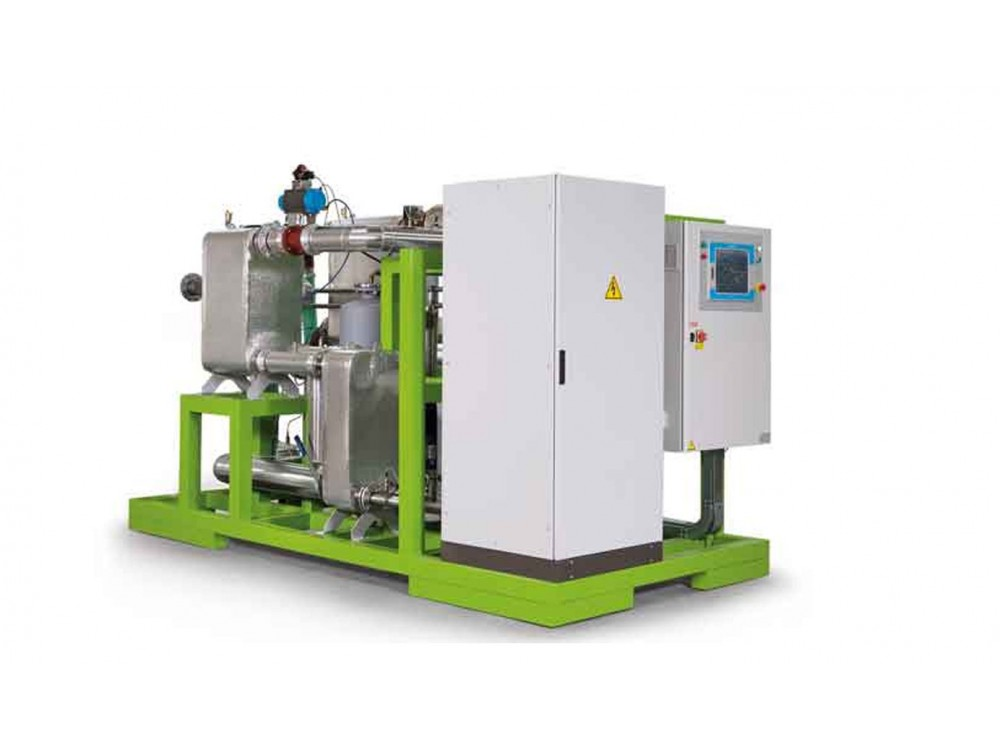 Moduli serie ULH per una potenza termica da 30 a 50 Kwe