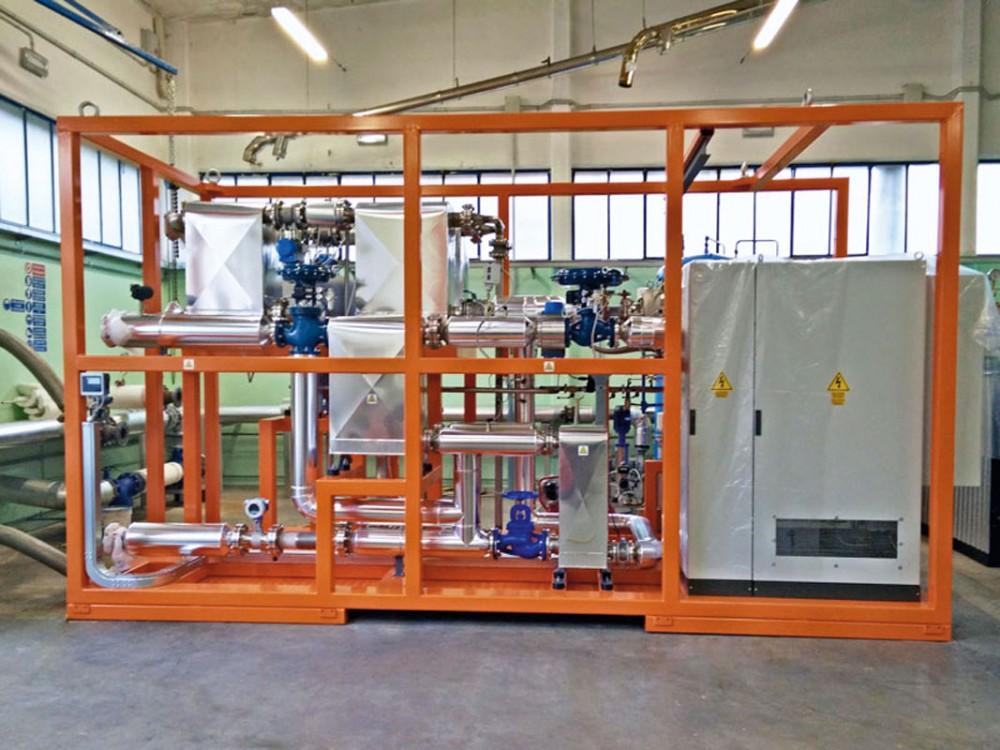 Serie ULH Plus per la produzione da 200 a 300 Kwe