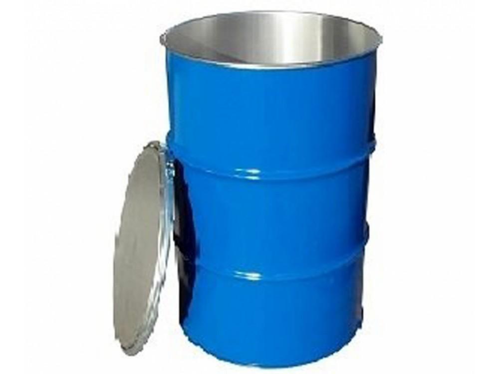 Fusti metallici apertura totale da 220 litri
