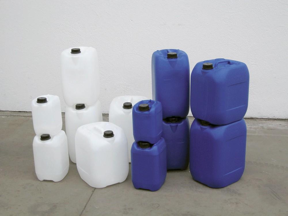 Taniche in polietilene alta densità