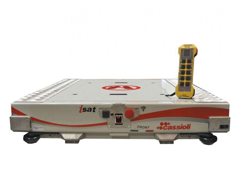 Satellite iSat per magazzino automatico