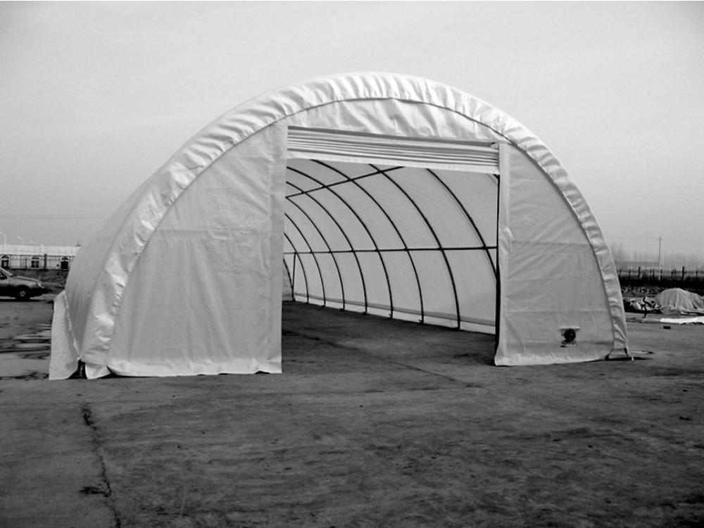 Tunnel ad arco mobili e fissi