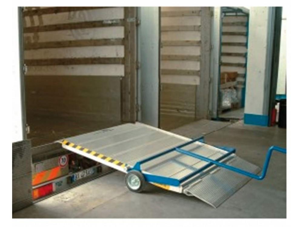 Rampa di carico mobile