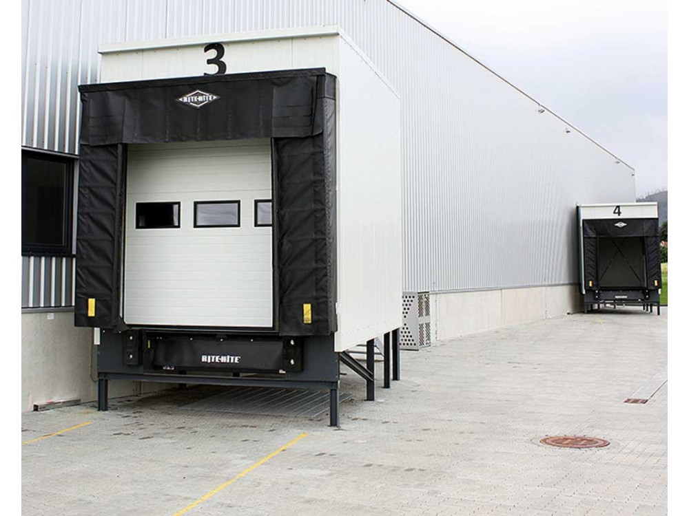 Baie di carico-scarico merci modulari ISO