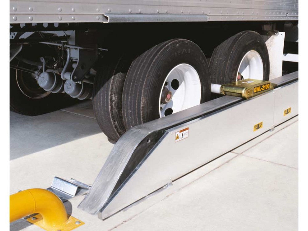 Sistema di immobilizzazione veicoli Global Wheel-Lok
