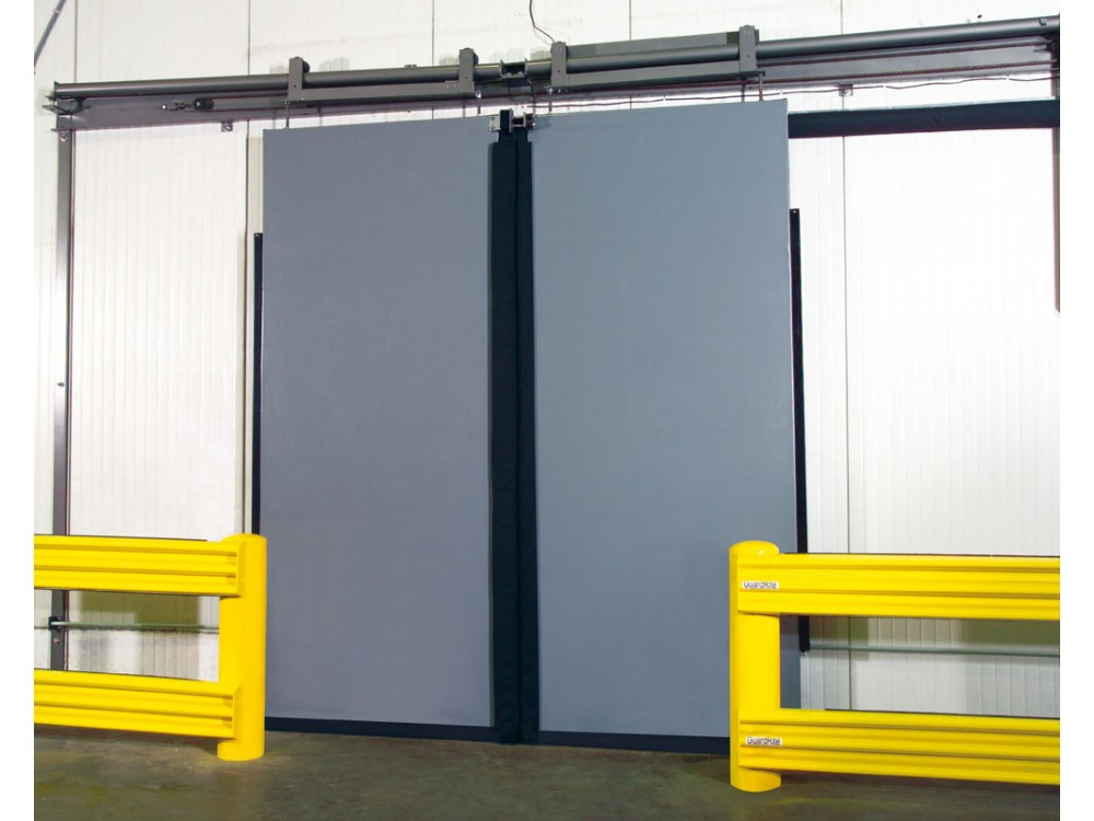 Porta per celle frigorifere e congelatori
