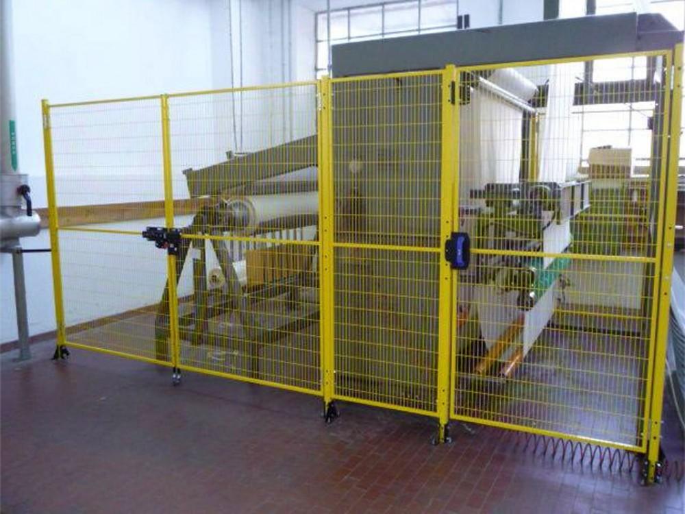 Protezione in rete metallica elettrosaldata